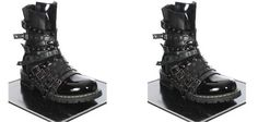 GARETH PUGH > Boots Get The Rock Star Look - Men Style Fashion