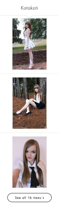 """Kotakoti"" by taemilky ❤ liked on Polyvore featuring dakota, kotakoti, dakota rose, photos, models and kawaii"