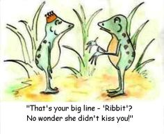 i love how the other frog is not phased at all