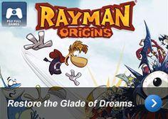 Rayman Origins | Restore the Glade of Dreams.