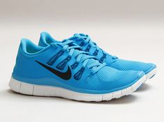 Nike Free Run 5.0+ – Vivid Blue – Black – Green Abyss- http://getmybuzzup.com/wp-content/uploads/2014/02/253535-thumb.jpg- http://getmybuzzup.com/nike-free-run-5-0-vivid-blue-black-green-abyss/- By Ian Hundiak Nike Free technology has long been a favorite of both runners and sneaker collectors because said tech offers both versatility and comfort that both kinds of sneaker consumers can appreciate. Recently we have seen some eye-catching Nike Free releases such as the N
