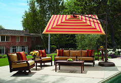 Treasure Garden Announces Additions To AKZ Cantilever Umbrella Collection  Http://durabledecor.blogspot