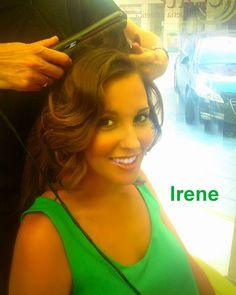 Bellísima Irene. #sesiondefotoshecatenovias #ciudadreal