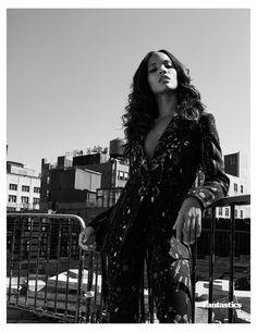 NATIVE NEW YORKER | FANTASTICS MAGAZINE on Behance City Style, Editorial Photography, Editorial Fashion, Nativity, City Fashion, Punk, Magazine, Photographers, Behance