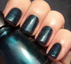 Oooh, Shinies!: My top 10 of 2013: nail art