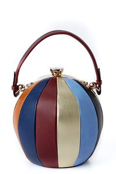 8e0023d931 2 Bowl Me Over Multi Stripe Handbag at reddressboutique.com - Sale! Up to