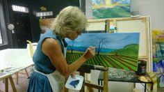 Graciela BOVETTI: Art. con mucha fuerza en Pinzon