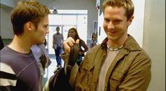 The Veronica Mars Season 1 Dossier: Episodes Veronica Mars, Marshmallows, Season 1, Logan, Tv Shows, It Cast, Entertainment, Couple Photos, Friends