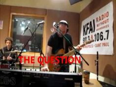 """MR HIDE performed """"THE QUESTION  """" on KFAI's """"Live From Studio 5!"""" on MARCH 20 2013.       Check out our radio show every Wednesday night at 10pm.  """"Live From Studio 5!"""" is on KFAI Radio at either 90.3 or 106.7 on the FM dial or live on the Internet at www.kfai.org.    If you miss the live performance you can hear it ANY time (for up to TWO WEEKS)..."""