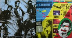 Classic Japanese punk band 'The Star Club' covering Sham 69,The Clash, & the Ramones | Dangerous Minds