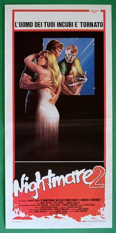 A Nightmare on Elm Street 2: Freddy's Revenge (1985) (Italy)