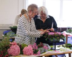 Our learners taking parting in a course to learn to elegance of floristry. To join this course in the future, or any of our other courses, go to www.uk or call 01296 382 403 Jewellery Making Courses, Short Courses, Part Time, Gardening Courses, Learning Centers, Join, Future, Future Tense