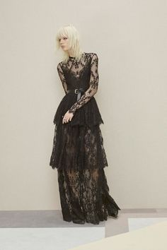 Elie Saab Pre-Fall 2016 collection.