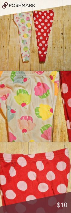Girls Pajama Pants Bundle Size 2T By Carters (2) Most of my childrens items are 5 for $25 Please keep in mind colors may vary depending on the device you use Smoke-free, dog friendly home Pajamas Pajama Bottoms