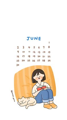 With our cute simple June 2020 calendars printable, you can still start a new chapter in your life. Cute Pastel Wallpaper, Soft Wallpaper, Kawaii Wallpaper, Cute Wallpaper Backgrounds, Wallpaper Iphone Cute, Cute Cartoon Wallpapers, Aesthetic Iphone Wallpaper, Wallpaper Quotes, Screen Wallpaper