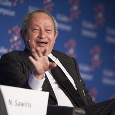 Naguib Sawiris says he wants to dub the island Independence, and build a shelter for refugees halfway between the homes they're fleeing and their destinations in Western Europe.
