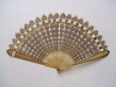 Fan - Women's Regency Fashion  Dress - Philippa Jane Keyworth - Regency Romance Author