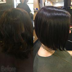 Aline bob Hair by Mari