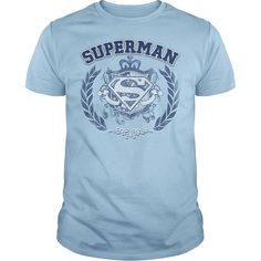 View images & photos of Superman Collegiate Crest t-shirts & hoodies