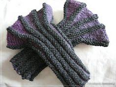 Ravelry: Tulip - Cuffs pattern by Christiane Stemberg