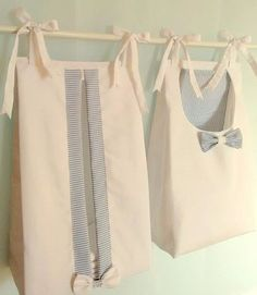 porta fraldas de tecido,porta treco,organizador, babyque Baby Bedding Sets, Baby Nursery Bedding, Baby Sewing Projects, Sewing Patterns For Kids, Newborn Sleeping Bag, Diaper Holder, Baby Nest Bed, Baby Room Decor, Kids And Parenting