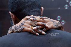 Africa | Sudanese Bride's hands | ©Siddig Zaki