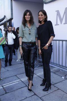 Street Style Milan Fashion Week primavera verano 2013 | Galería de fotos 9 de 77 | Vogue