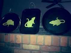 Design DNA: Dollar Store - Chic 'Rat' Wall Art