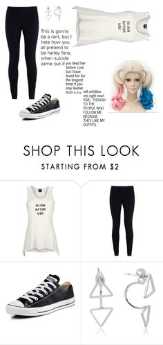 """""""Untitled #25"""" by autumn-geist on Polyvore featuring NIKE and Converse"""