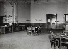 Wachtkamer Klasse 3 Interieur