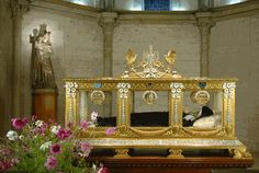 Saint Bernadette Soubirous, Born January the her mother named Louise and father Francois. On the of January Glorious Bernadette gets Baptized. St Bernadette Body, Santa Bernadette, St Bernadette Soubirous, Getting Baptized, Our Lady Of Lourdes, Les Religions, Catholic Saints, View Map, Pilgrimage