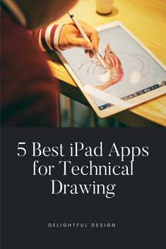 5 Best iPad Apps for Technical Drawing - Delightful Design Web Design Tips, Web Design Trends, App Design, Design Layouts, Mobile Design, Blog Design, Personal Website Design, Minimal Website Design, Branding Template