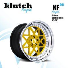Klutch Forged KF- 001