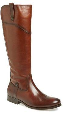 Frye 'Melissa Tab' Pull On Boot (Women)