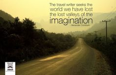 travel - imagination