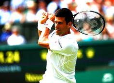 Novak Djokovic @JugamosTenis
