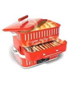 Another great find on #zulily! Retro Hot Dog Steamer & Bun Warmer by CuiZen #zulilyfinds
