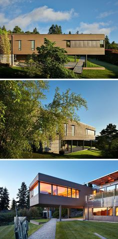 The Bridge House By Höweler+Yoon Architecture | Modern | Pinterest on