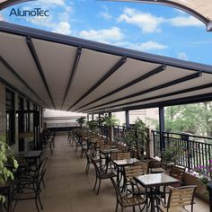 Outdoor Wind Resistance Waterproof Aluminium PVC Retractable Awning Roof with LED - Buy PVC Pergola, Retractable Pergola, Retractable Awning Product on Aluminum Pergola-AlunoTec Patio Canopy, Canopy Outdoor, Outdoor Pergola, Pergola Lighting, Wooden Pergola, Backyard Pergola, Outdoor Shade, Outdoor Awnings, Pergola Attached To House