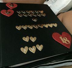 Photo album for him #giftforhim #anniversary #boy #boyfriend #love #album #photoalbum