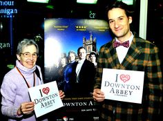 The anticipation is killing these two! #iheartdowntonabbey  http://www.thirteen.org/program-content/masterpiece-downton-abbey/