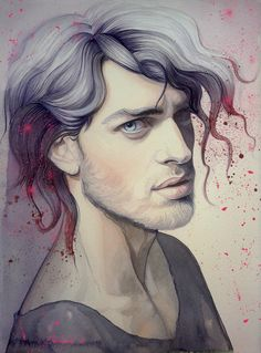 Beren by ~kimberly80 He was the son of Emeldir and Barahir, a Man of the royal House of Bëor of Dorthonion. His romance with the first-born Lúthien is one of the great stories of the Elder Days.