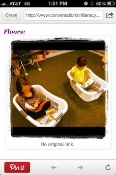 Great way to get the kids around the room & outta their chairs during Daily 5!!!