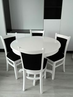 Chairs and tableGhera table with chairs made by Mobirom in Europe. Our chairs and tables are made of beech wood Dining Chairs, Dining Table, Table Sizes, Table And Chair Sets, Furniture Sets, Minimalism, Upholstery, Wood, Home Decor