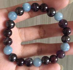 #stonebracelet  #bracelet #healingcrystals #fengshui  #charmbracelet #healingstone Healing Stones, Crystal Healing, Friendship Love, Aqua Marine, Heart Chakra, Stone Bracelet, Peace And Love, Rose Quartz, Garnet