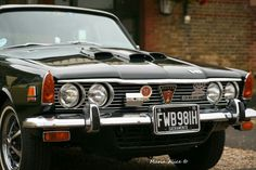 Rover P6b Saloon UK Replica Federal / NADA Specification