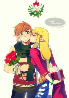 Merry Christmas Zelda Fans, make sure to teasure the ones you love <3