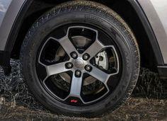 2017 Jeep Grand Cherokee Trailhawk Wheels