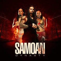 Roman Reigns Jimmy & Jey USO