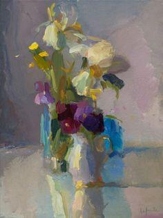 Modern Art Paintings, Oil Paintings, Indian Paintings, Landscape Paintings, Still Life Oil Painting, Abstract Flowers, Abstract Flower Paintings, Abstract Art, Zen Art